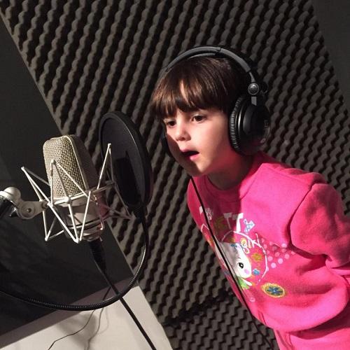 הקלטת שיר באולפן הקלטות לגיל הרך
